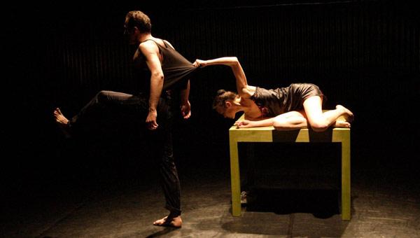 Razvan Mazilu, balerin