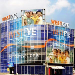 West Eye Hospital primul spital privat de Oftalmologie din Romania