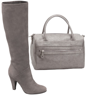 cizme, geanta