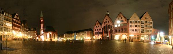 Römerplatz, Frankfurt pe Mein