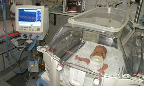 maternitate, nou-nascut prematur