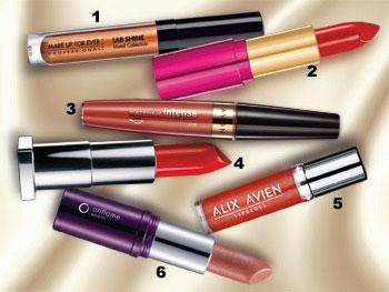 Ruj, buze, lipstick, blsam