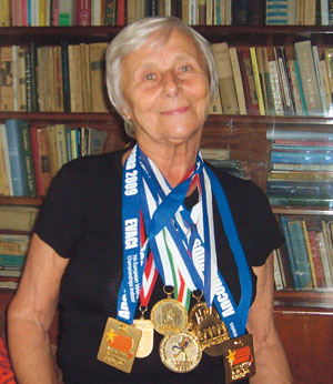 Elena Pagu