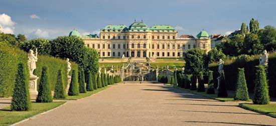 Viena, Palatul Albertina
