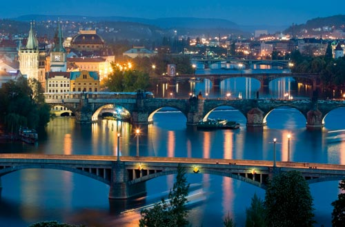 Praga, Vltava