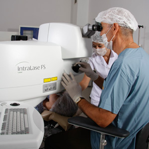 West Eye Hospital, oftalmologie