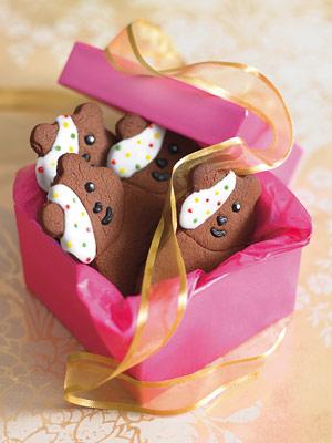 Biscuiti, cacao