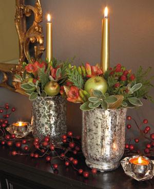 ornament, coronita, Craciun