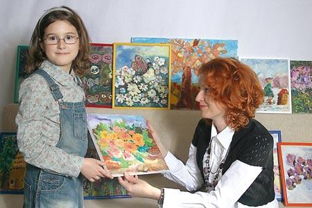 pictura, Anastasia Mitrache