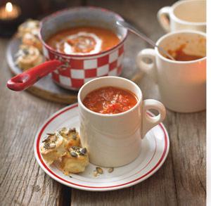 supa, rosii, usturoi