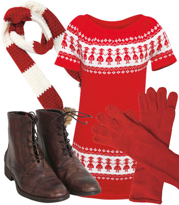 Fular tricotat, Koton, Rochie, La Femme, Manusi lana, Flo&Jo, Ghete din piele, Zara