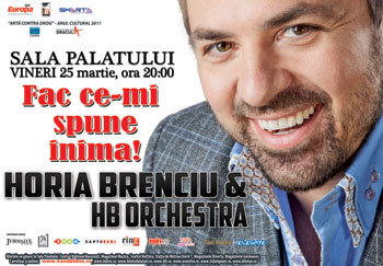 Horia Brenciu, concert