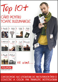 Editura Polirom, colectia Top 10+