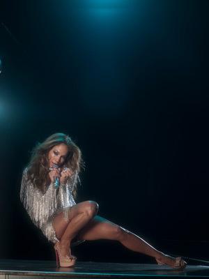Jennifer Lopez, actrita