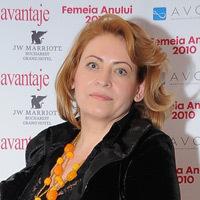 Femeia Anului 2010, Cristina Nichita