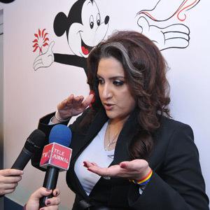 Wajiha Haris, Fundatia Scheherazade