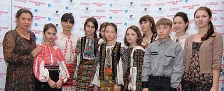 Femeia Anului 2010, Elena Stoica