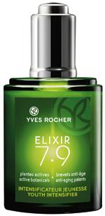 Elixir 7.9, Cure Solutions, de la Yves Rocher