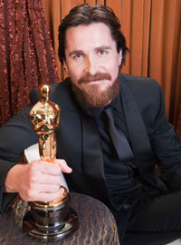 Christian Bale, actor
