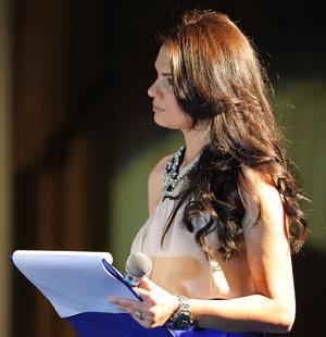 Femeia Anului 2010, Malvina Cervenschi