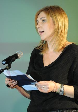 Femeia anului 2010, Diana Pascal