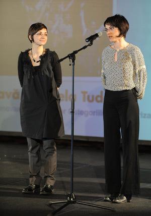 Femeia anului 2010, Teo Zabava, Ionela Tudor