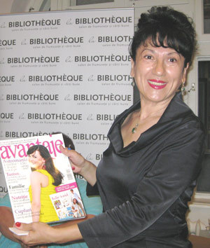 Mihaela Dicu, astrolog