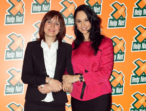 Andreea Marin Banica, Help Net