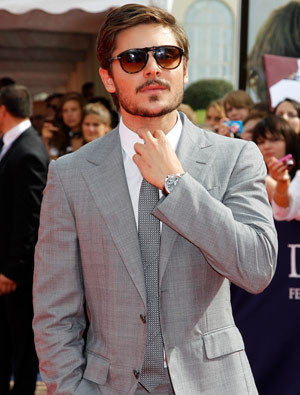 Zac Efron, actor