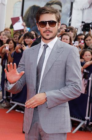 Zac Efron, actor