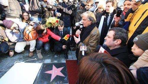 Florin Piersic, actor, cariera, stea