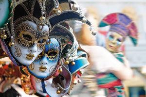 Venetia, carnaval