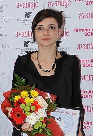 Femeia anului 2010, Teo Zabava