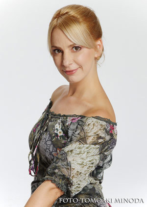 Ileana Olteanu, actrita