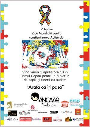 Ziua Internationala pentru Constientizarea Autismului