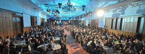 Gala Premiilor Gopo, Cristal Palace Ballrooms