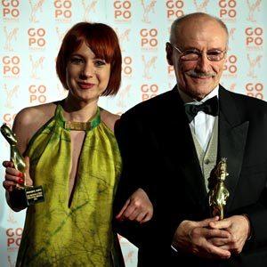 Mirela Oprisor, Victor Rebengiuc, Gala Premiilor Gopo