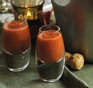 Gazpacho, supa, rosii