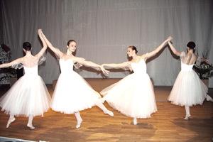 Balet, Opera Romana