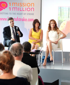 1 Mission 1 Million – Getting to the Heart of Stroke