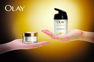 Olay Total Effects, crema