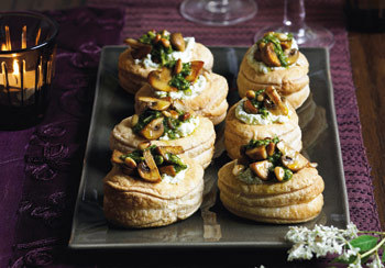 Pateuri, Vol-au-vents