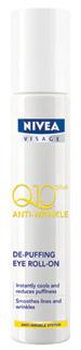 Nivea, Q10 Plus Anti-Wrinkle Refreshing Eye Roll-On