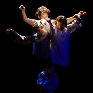 Teatru, Passe Partout - Dan Puric, Toti cinci