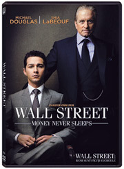 Wall Street: Money Never Sleeps, Michael Douglas, Carey Mulligan, Shia LaBoeuf