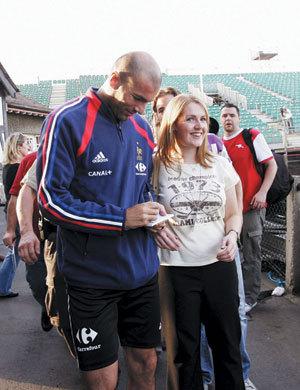 Zinedine Zidane, fotbalist