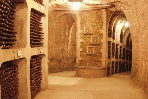 Orasul vinurilor, Cricova