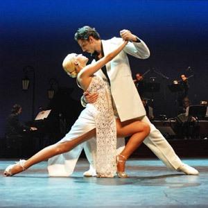 tangou argentinian, Cezar Agazzi, dansator