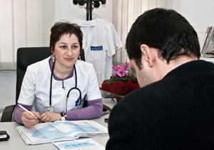 Dr. Cristina Staicu, consultatie