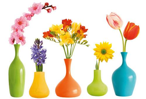Paste, flori